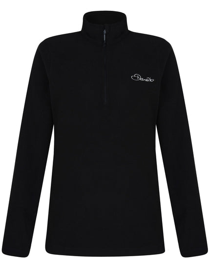Dare2B Womens Freeze Dry II Fleece - Black