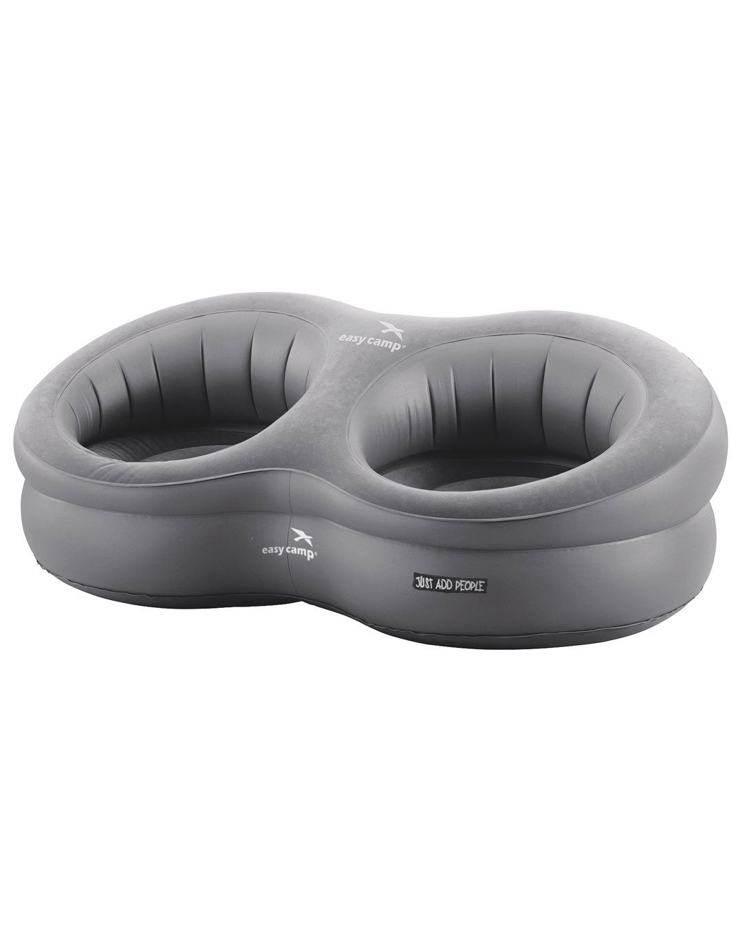 Image of Easy Camp Movie Seat Double - Grey