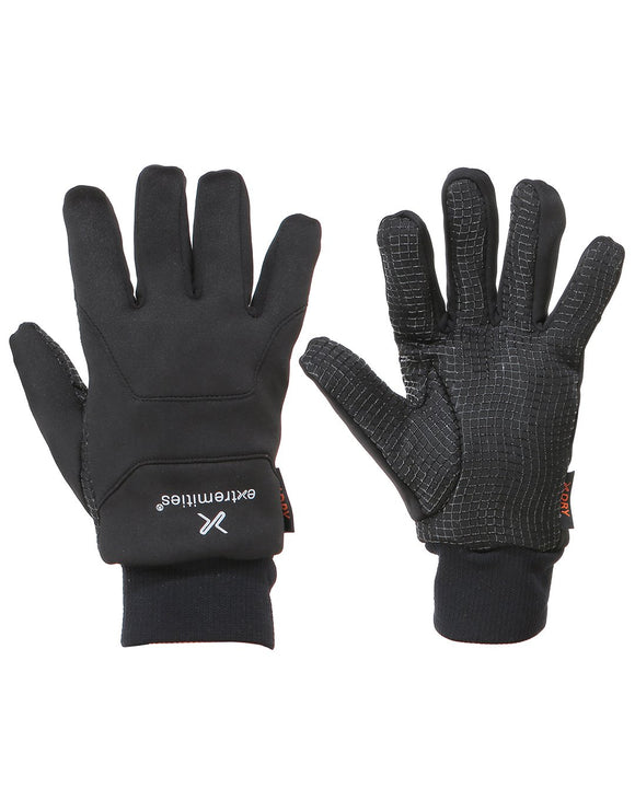 Extremities Insulated Waterproof Sticky Powerliner Glove - Black
