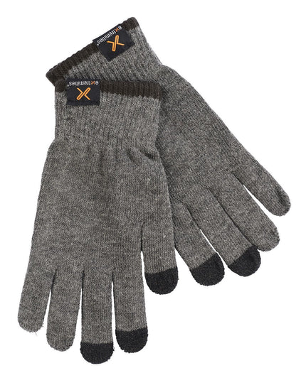 Extremities Primaloft Touch Glove - Charcoal