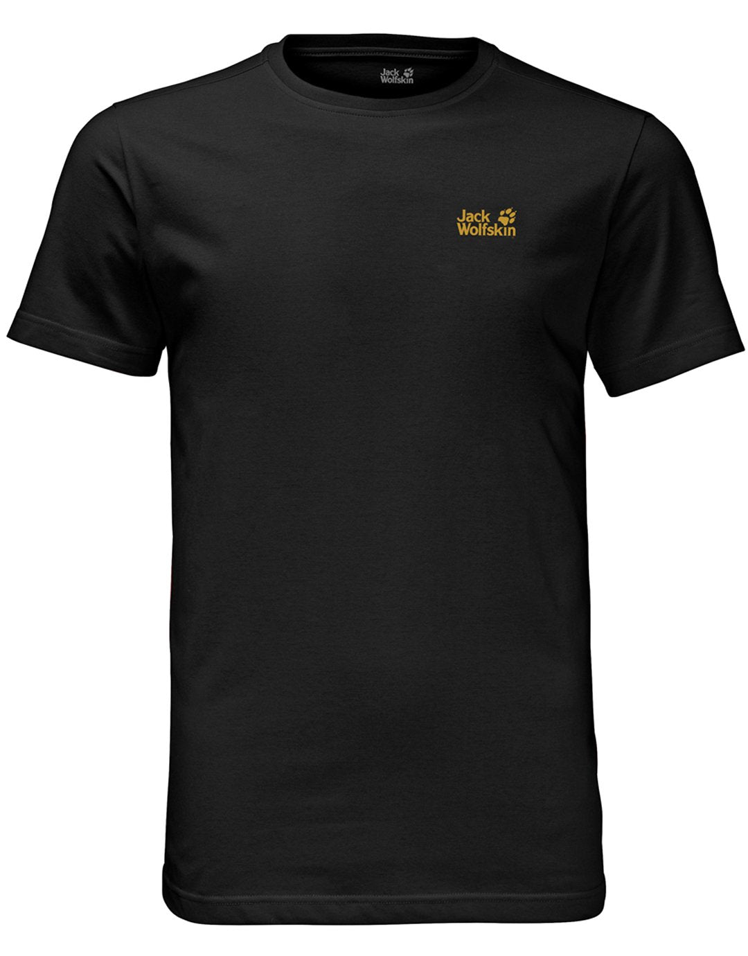 Mens Essential Tee - Black - Extra Large Black