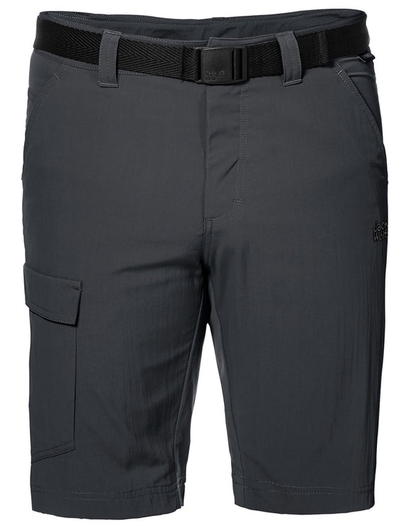 Jack Wolfskin Mens Hoggar Shorts - Phantom