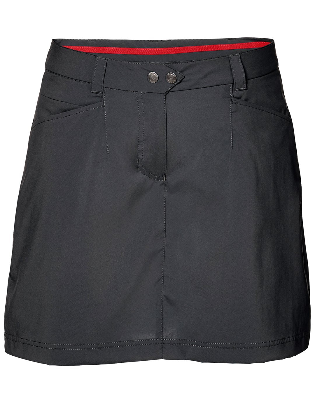 Womens Sonora Skort - Phantom - UK Size 14 Black