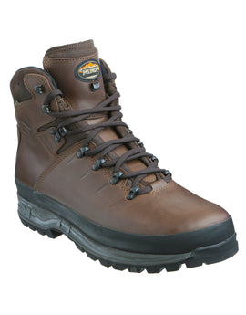 Meindl Mens Bhutan MFS Hiking Boot - Dark Brown