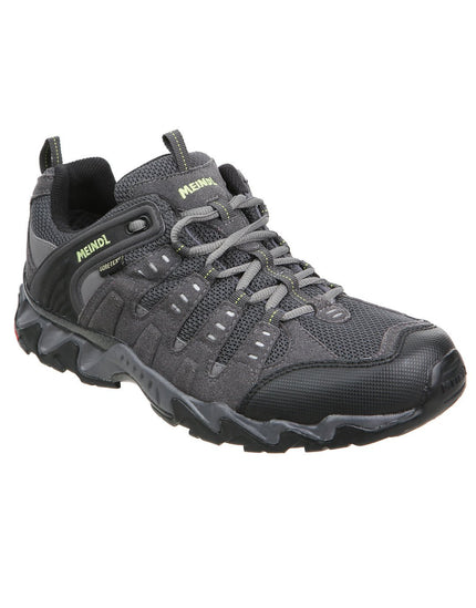 Meindl Mens Respond GTX Trail Shoe - Anthracite Lemon