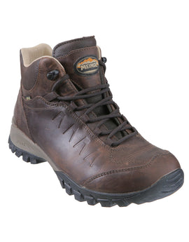 Meindl Mens Veneto GTX Walking Boot - Dark Brown