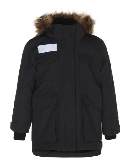 Molo Boys Parker Jacket - Almost Black