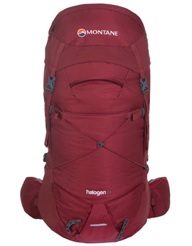 Montane Halogen 33 Rucksack - Redwood Shadow
