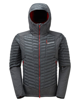 Montane Mens Quattro Fusion Jacket - Shadow Alpine