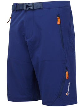 Montane Mens Terra Alpine Shorts - Antarctic Blue
