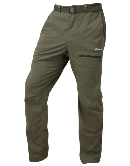 Montane Mens Terra Pack Pants Regular - Flint