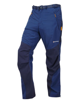 Montane Mens Terra Pants - Baltic Blue Regular Leg