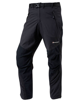 Montane Mens Terra Pants - Black