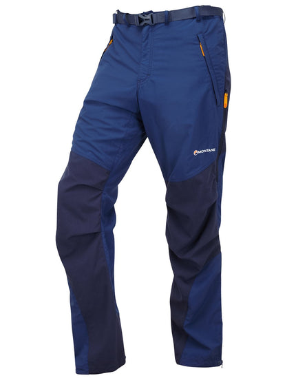 Montane Mens Terra Pants Short - Baltic Blue