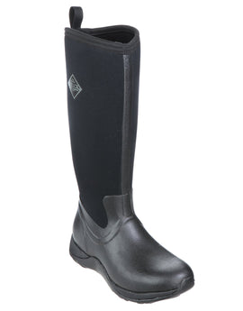Muck Boot Company Womens Arctic Adventure Wellies - Black