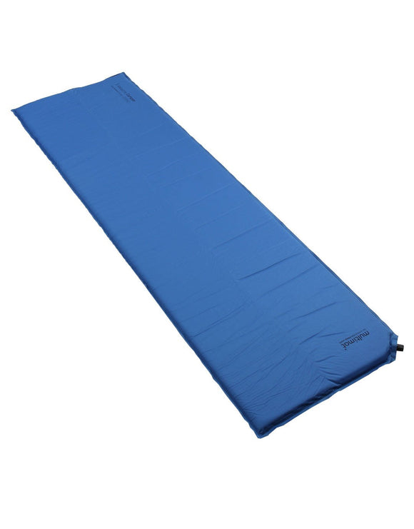 Multimat Camper 25 Self Inflating Mat - Blue and Charcoal
