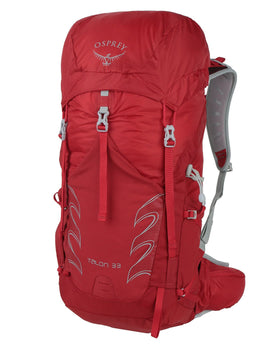 Osprey Talon 33 Rucksack - Martian Red