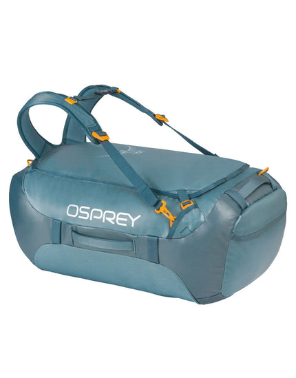 Osprey Transporter 65 Duffle Bag - Keystone Grey