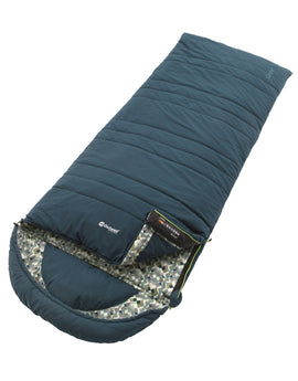 Outwell Camper Sleeping Bag - Blue