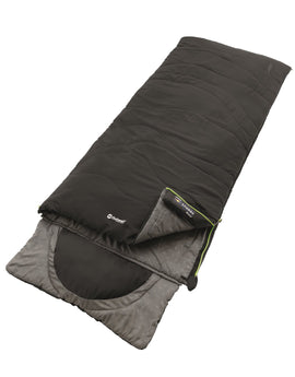 Outwell Contour Sleeping Bag - Midnight Black