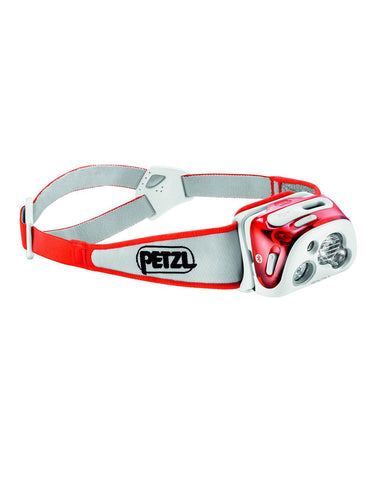 head torch red and white
