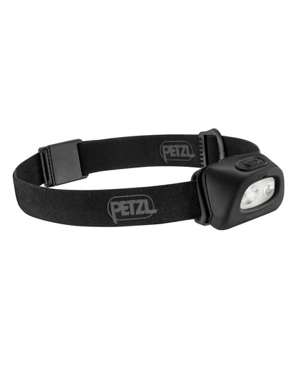 Petzl Tactikka Plus Head Torch - Black