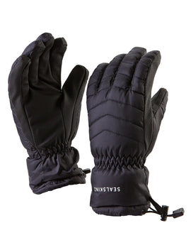 SealSkinz Mens Sub Zero Glove - Black