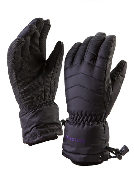 SealSkinz Womens Sub Zero Glove - Black