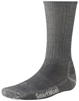 SmartWool Mens Hiking Light Crew Sock - Grey