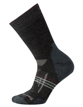 SmartWool Womens PhD Outdoor Heavy Crew Sock - Charcoal