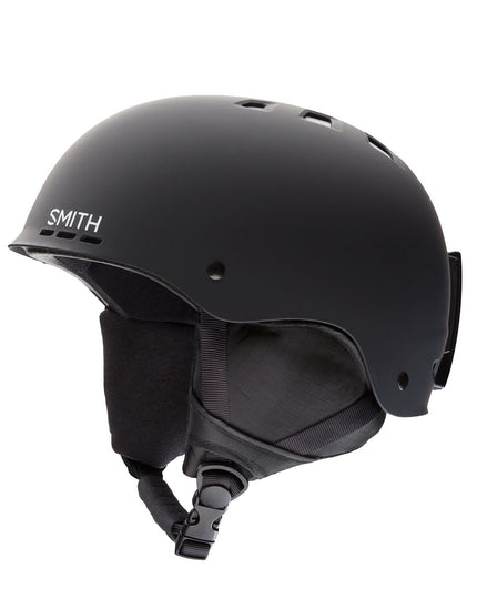Smith Optics Holt 2 Helmet - Matte Black
