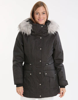Spyder Womens Arctyc Jacket - Black