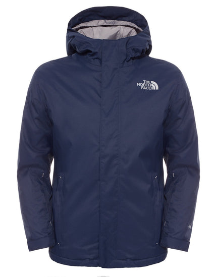 The North Face Kids Snowquest Jacket - Cosmic Blue