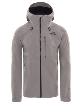 The North Face Mens Apex Flex GTX 2 Jacket - Mid Grey
