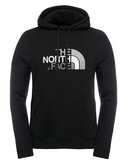 The North Face Mens Drew Peak Pullover Hoodie - TNF Black