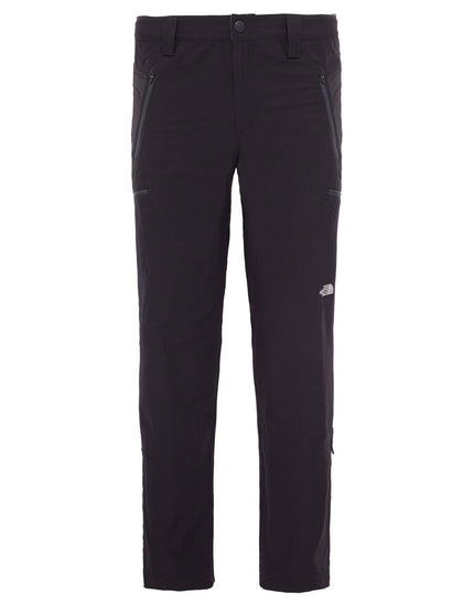 The North Face Mens Exploration Pant Regular Leg - TNF Black