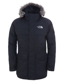 The North Face Mens McMurdo Jacket - TNF Black