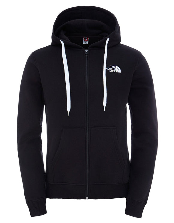 The North Face Mens Open Gate FZ Hoodie - TNF Black