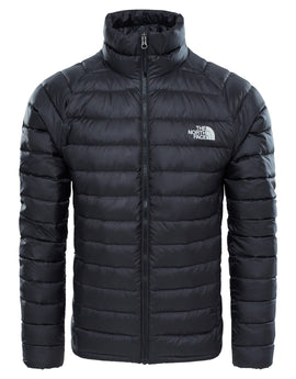 The North Face Mens Trevail Jacket - TNF Black