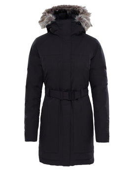 The North Face Womens Brooklin Parka 2 - TNF Black