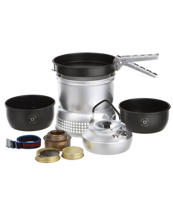 Trangia 27 6 UL Cooker Non Stick with Kettle