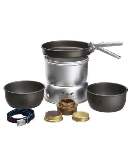 Trangia 27 7 UL HA Cooker Hardanodised