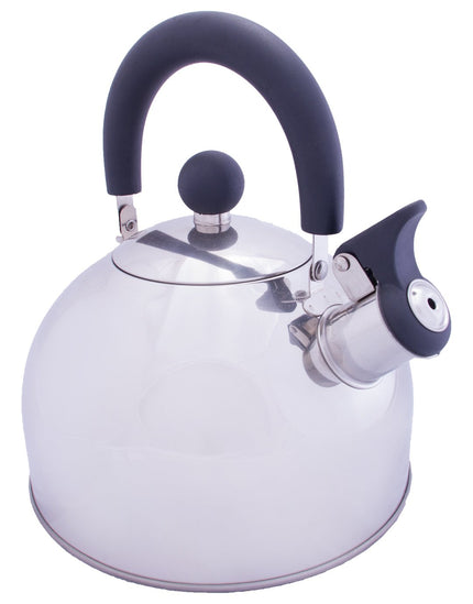 Vango Stainless Steel Kettle - 1.6 Litres