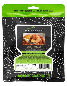 Wayfayrer All Day Breakfast Meal Pouch