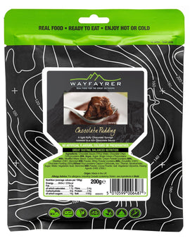 Wayfayrer Chocolate Sponge Meal Pouch