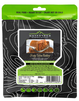 Wayfayrer Sticky Toffee Pudding Meal Pouch