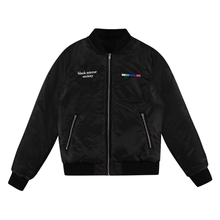 Black Mirror Society Bomber Jacket