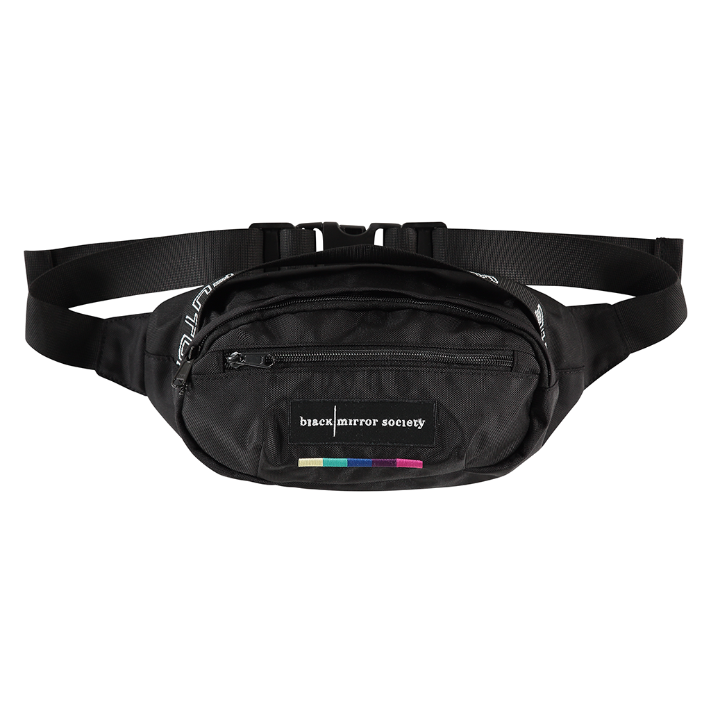Black Mirror Society Waist Bag