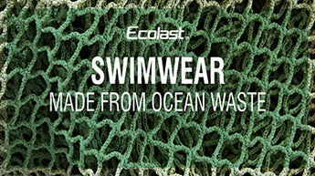 Introducing Ecolast™: Swimwear Made From Ocean Waste