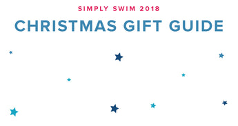 Our Simply Swim Top 10 Christmas Gifts for Swimmers - 2018